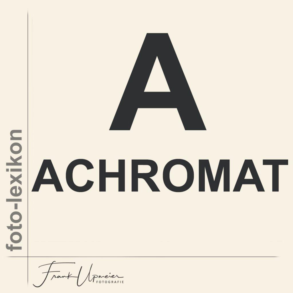 achromat