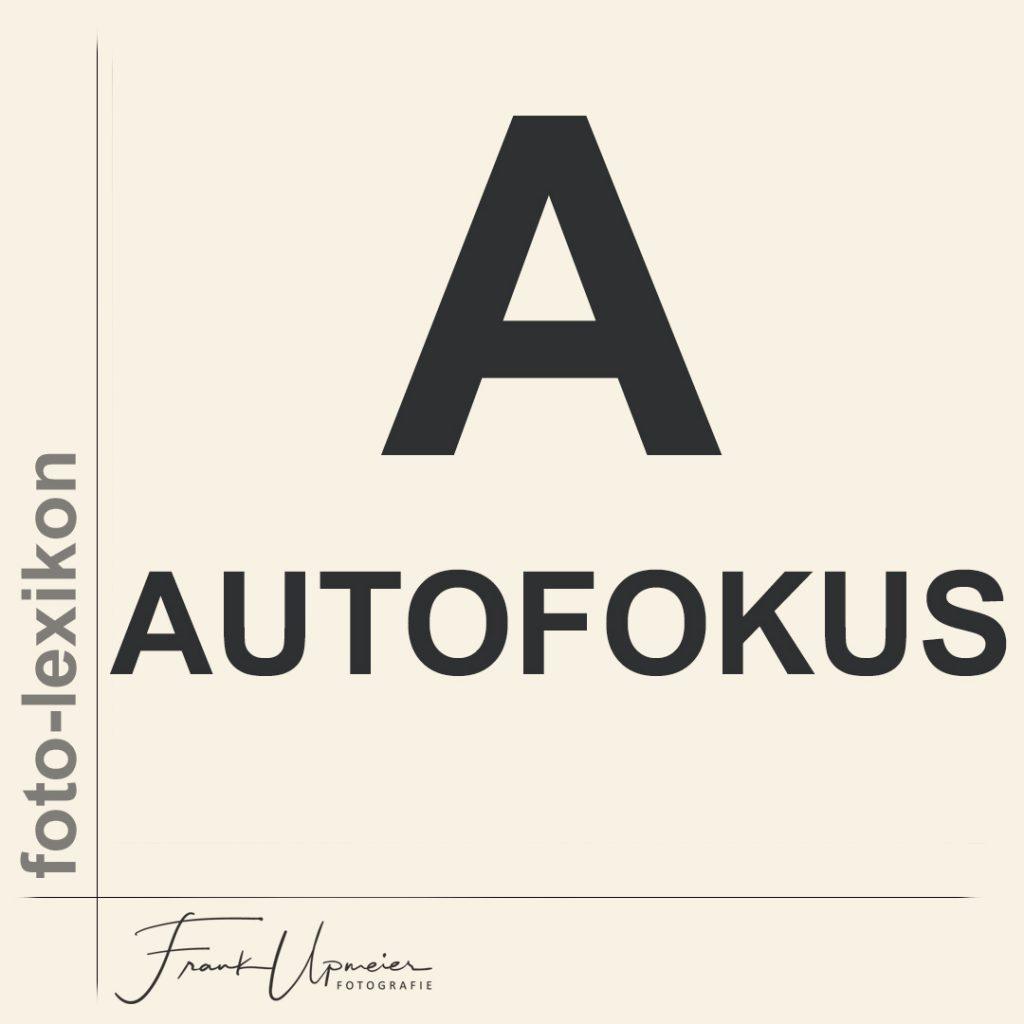 autofokus