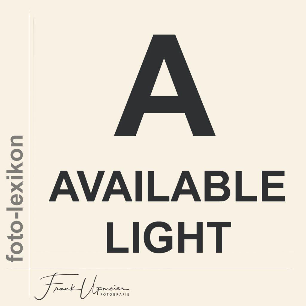 availablelight