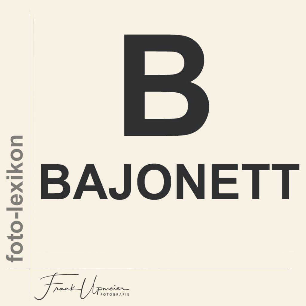 bajonett