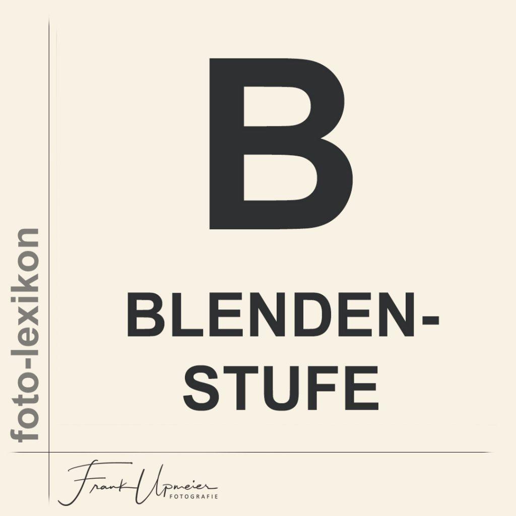 blendenstufe