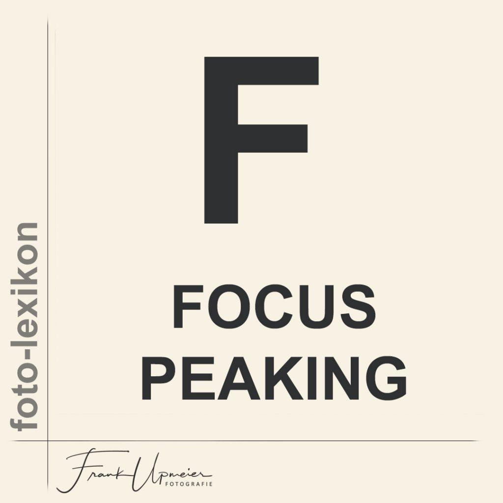 focuspeaking
