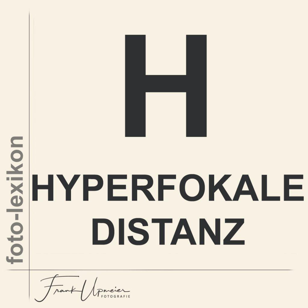 hyperfokaledistanz